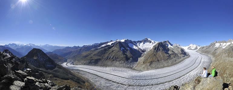 Gletser Aletsch