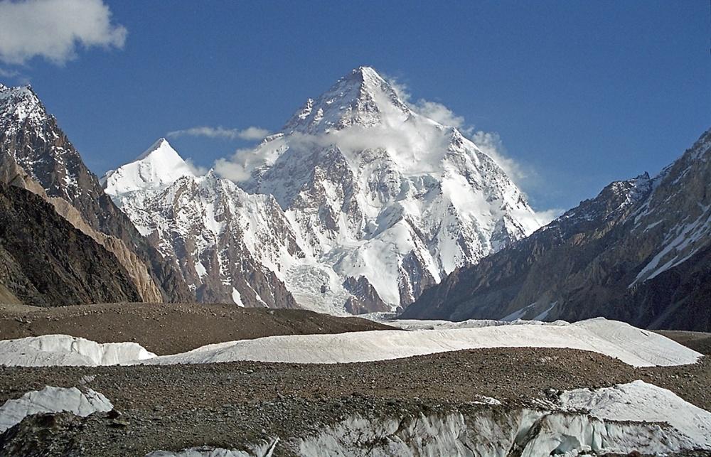 Baltoro Glacier & K2, Pakistan