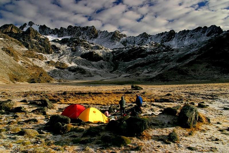 Cordillera Apolobamba, Bolivia