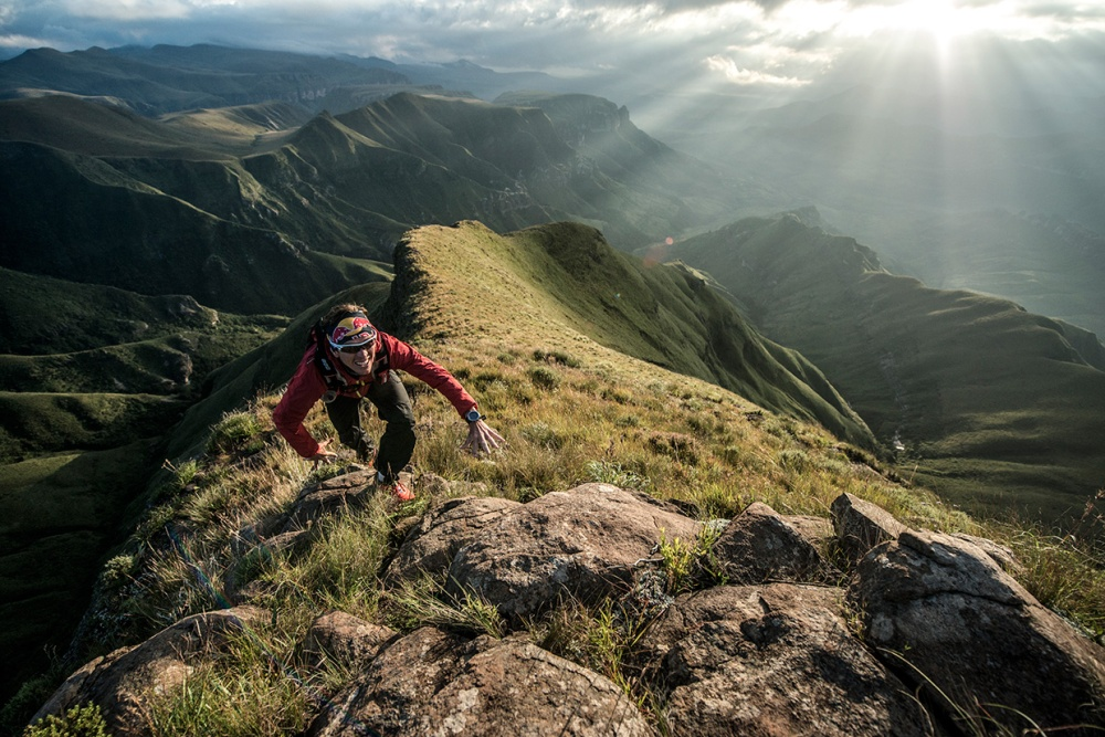 North Drakensberg Traverse, South Africa