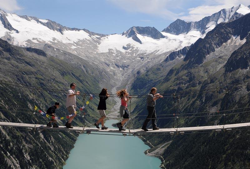 Zillertal Alps, Austria